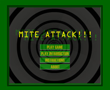 Mite Attack game cover